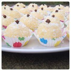 Brazilian Coconut Sweet Recipe: Beijinho de Coco