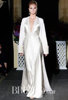 Brides: Isabelle Armstrong Wedding Dresses - Fall 2016 - Bridal Runway Shows - Brides.com