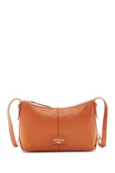 Emma II Leather Crossbody by Cole Haan on @nordstrom_rack
