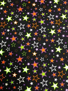 Your place to buy and sell all things handmade Halloween Fabric, Halloween Fun, Craft Fair Table, Cut Out Letters, Fabric Stars, How To Make Banners, Order Up, Sewing Notions