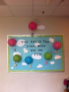 PTO Bulletin Board
