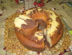 Bolo de mandioca com coco e sem farinha é só bater tudo no liquidificador e pronto, é muito prático.   Ingredientes:  1 kg de mandioca; 3 colheres de sopa de margarina; 250 ml de