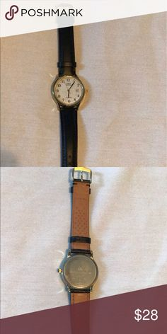 Vintage Timex waterproof watch Vintage Timex indiglo waterproof watch. Classic style with new band $new battery. In great working condition. Timex Accessories Watches