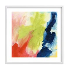 """""""Dawdle"""" - Art Print by Lindsay Megahed in beautiful frame options and a variety of sizes."""