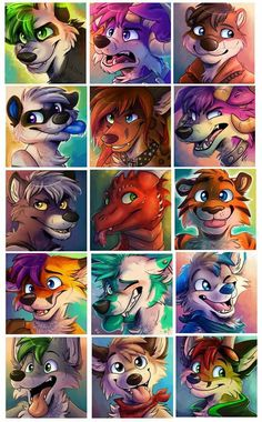 Awesome Furries!