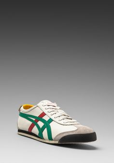 ONITSUKA TIGER Mexico 66 in Birch/Green -
