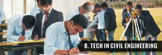 #B.Tech in #Civilengineering. See More-http://goo.gl/8SySux
