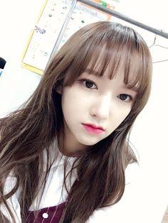 """fyeah-chengxiao: """"""""161107 Weibo update"""" """" Yuehua Entertainment, Starship Entertainment, Beautiful Dolls, Beautiful Women, Xuan Yi, Cheng Xiao, Pin Pics, Cosmic Girls, I Icon"""
