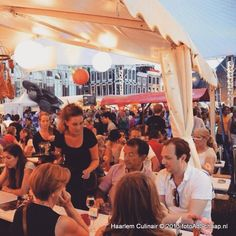 Heb je deze al in de agenda staan? Vanaf donderdag weer vier dagen Haarlem Culinair! #haarlem #culinair #food #blog