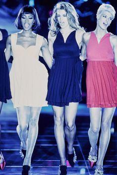 Versace Fall 1991 Ready-to-Wear Fashion Show - Naomi Campbell, Cindy Crawford, Linda Evangelista