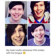 phil lester, youtube, and amazingphil image
