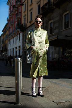 Wednesday, March 16, 2016 On the Street…Naviglio Grande, Milan