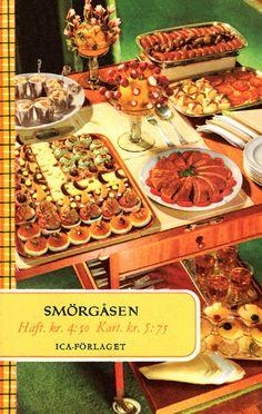 1954 canapes creepy especially the shrimp eyes i don 39 t for Canape cookbook