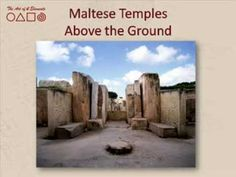 Hidden Secrets of Maltese Temples part 2 Places of mystery and wonder... Temple of Love? Glimpses of Atlantis? Worship Goddess rituals... 7,000 years ago in Malta...  Secrets and blessings of the Hypogeum, the underground temple... Divine Sound, Chanting, Sacred Music Rituals  Initiates and Temples 7,000 years ago?