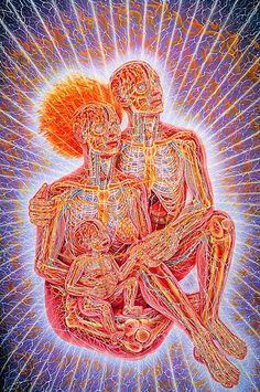 Alex Grey - New Family