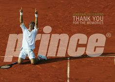 Juan Carlos Ferrero awesome player and he will be missed on the tour.