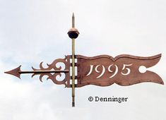 Denninger Wren Pennant Weather Vane Weather Vane Diy, Weather Vain, Project 24, Shed With Porch, Tin Can Art, French Colors, Lightning Rod, Papercrete, Apartment Communities