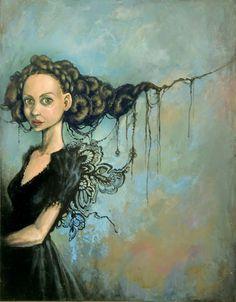 lisa lach-nielsen art | Art / painting by Lisa Lach-Nielsen