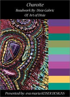 Eva Maria Keiser Designs: Artisan Colorway Series 2012