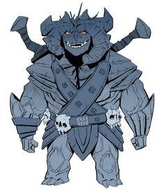 Trollhunters - Bular by Nesskain.deviantart.com on @DeviantArt