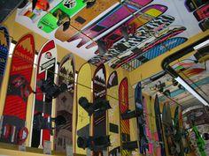 museo dello snowboard pratonevoso