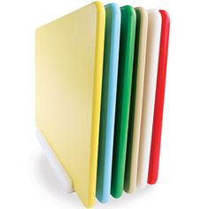 Safety First - Food safety is top priority, so avoid cross contamination by using separate cutting boards.