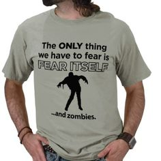 But mostly zombies.