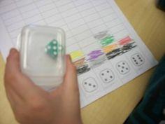 Mrs. Grochocki's Daily 5 Math Great for developing subitising