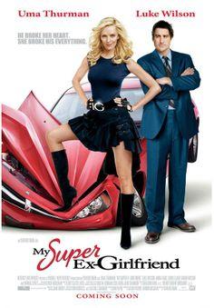 Mi superexnovia es una película estadounidense de 2006, dirigida por Ivan Reitman. Protagonizada por Luke Wilson, Uma Thurman y Anna Faris.