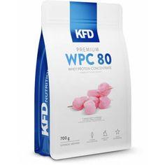 KFD Premium WPC 80 - 700 g - Białko