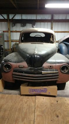 Nice Great 1946 Ford Other  1946 ford coupe project gasser hotrod custom 2017 2018 Check more at http://24auto.cf/2017/great-1946-ford-other-1946-ford-coupe-project-gasser-hotrod-custom-2017-2018/