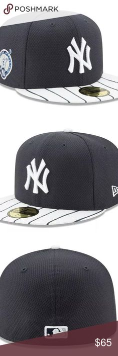 766d5c29737 New York Yankees 2017 Derek Jeter Retirement Hat New Era 59Fifty Fitted MLB  Authentic New York Yankees Cap Derek Jeter Special Retirement Edition  Emblem on ...