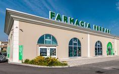 Farmacia Ferrari Store Molinetto di Mazzano Brescia Mobil M Insegne farmacia arredamento farmacie (7)