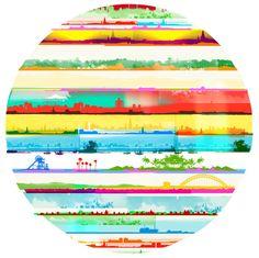 cityscape,cities,urban,chris,keegan,freelance,illustration