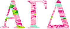 Alpha Gamma Delta. I love this print! Would like to have on a sweatshirt for sure. http://www.greekt-shirtsthatrock.com/