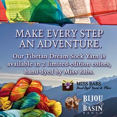 Bijou Basin Ranch: Breaking News: Bijou Basin & Miss Babs Team Up for 2 Limited-Edition Colorways!