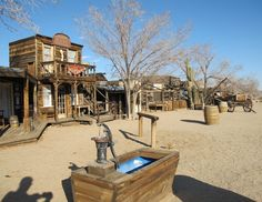 Ghost Town | Ghost Town, Pioneertown, California - Free image - 3875