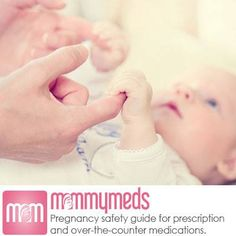 MommyMeds App: Your research-based safe guide during pregnancy and breastfeeding.