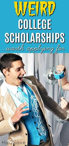 Have a child heading to college soon and looking to save money? Check out these fun but weird college scholarships worth applying for...
