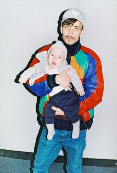 I want. The jacket, not the baby.