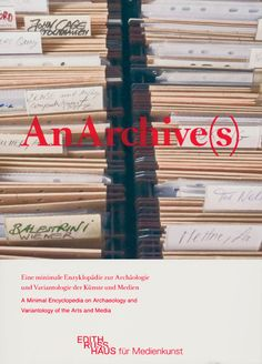 Neural [book review] (edited by) Claudia Gianetti – An Archive(s) Edith-Russ-Haus für Medienkunst
