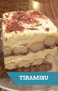The Chew: Carla Hall's Tiramisu Recipe