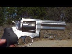 Ruger GP100 Revolver 327 Federal Magnum - YouTube