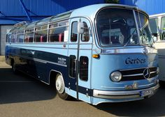 mercedes oldtimerbus - Google Search