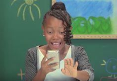 Como ven los niños de ahora el primer iPod http://blogueabanana.com/break/video-ninos-primer-ipod.html