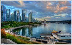 Coal Harbor, Vancouver – Beautiful Places Of This World Banff National Park, National Parks, Fogo Island Inn, Vancouver City, Old Montreal, Visit Canada, Newfoundland And Labrador, Quebec City, Canada Travel