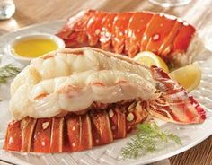 Grilled seafood is one of summer's simplest pleasures, and has a flavor you just can't get in the kitchen. Learn how to grill lobster and crab legs from the pros! Grilled Lobster, Grilled Seafood, Fish And Seafood, Lobster Dinner, Crab Legs, Lobster Tails, Seafood Restaurant, Holiday Recipes, Holiday Meals