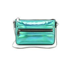 Milly Demi Hologram Mini Bag #Refinery29