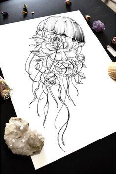 Leg Tattoos, Body Art Tattoos, Small Tattoos, Sleeve Tattoos, Cool Tattoos, Tatoos, Floral Tattoo Design, Tattoo Designs, Tattoo Ideas