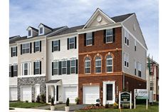 Villages at Peppermill by K. Hovnanian  Homes ® in Capitol Heights, Maryland